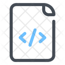 Programming File Coding Icon