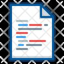 Code File Html Icon