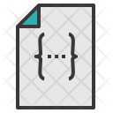 File Document Paper Icon