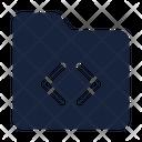 Programming File Folder Icon