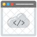 Programming for Cloud Icon