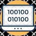 Computer Programming Binary Icon