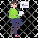 Programming Language Web Coding Web Development Icon