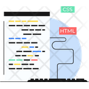 Programming Languages Programming And Development Coding Icon