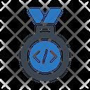Programming Medal Icon