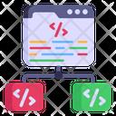 Programming Network Icon