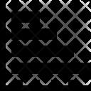 Progress Bar Chart Icon