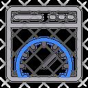 Webpage Progress Internet Icon