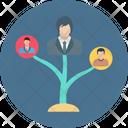 Progress Promotion Job Promotion Icon