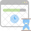 Window Wait Deadline Icon
