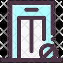 Lift Disable Elevator Icon