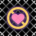 Prohibited Love Stop Love Prohibited Icon