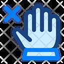 Coronavirus Prohibited Avoid Icon