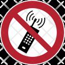 Prohibition Mobile Icon
