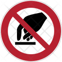 Prohibition Touch Icon