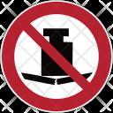 Prohibition Heavy Icon