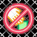 Shoplifting Prohibition Elements Icon