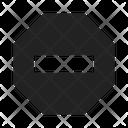 Prohibition Forbidden Denied Icon