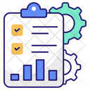 Project Management Tasks Icon