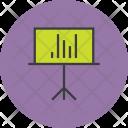 Project Presentation Sales Icon