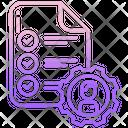 Project Plan Tasklist Icon