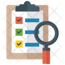 Project Analysis Business Analysis Analytics Icon