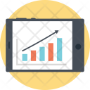 Project Analysis Growth Icon