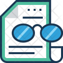 Project Briefing Study Icon