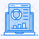 Project Dashboard Project File Graphical Data Icon