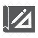 Design Project House Icon