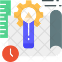 Project Development Project Developement Project Setting Icon