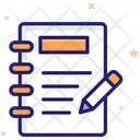 Project Document Icon
