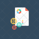 Project Documentation Charter Icon