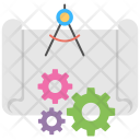 Project Drafting Icon