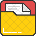 Project File Portfolio Icon