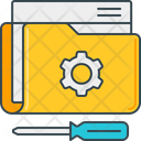 Mproject File Project File Repair File Icon