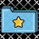 Project File Favorite Folder Folder Icon
