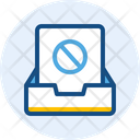 Project File Block File Error File Block Icon