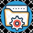 Project Files Folder Icon