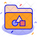 Folder Project Specification Icon