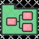 Project Folder Folder Projects Icon