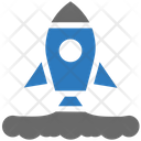 Seo Rocket Project Launch Icon