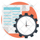 Project Management Program Icon