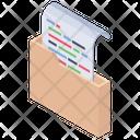Document Management Project Document Project Management Icon