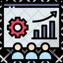 Board Project Team Icon