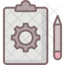 Customer Qa Delivery Note Order Processing Icon