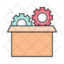 Project Setting Management Icon