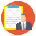 Project Manager Professional Icon