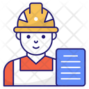 Project Manager Hierarchy Lead Icon