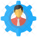 Project Manager Management Icon